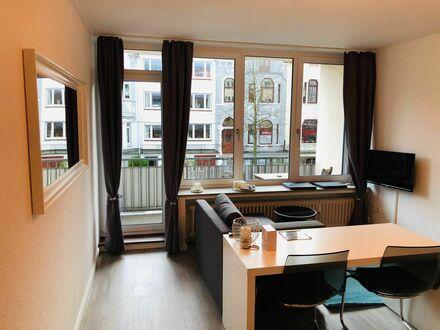Stilvolles, charmantes Studio Apartment in Schwachhausen, Bremen | Wonderful & great home in Schwachhausen, Bremen