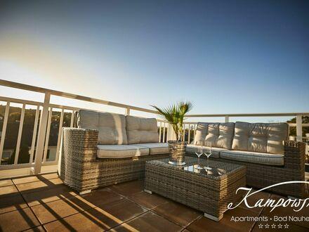 Kampowski Penthouse Suite ***** Wohnen über den Dächern Bad Nauheim - Willkommen in der | Kampowski Penthouse Suite *****…