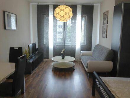 Zentrales möbliertes Apartment zwischen Hauptbahnhof und Messe   Centrally located apartment between main station and trade…