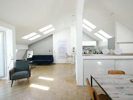 Designer Loft im Altbau - direkt in der Stadt   Designer Loft in the Citycenter