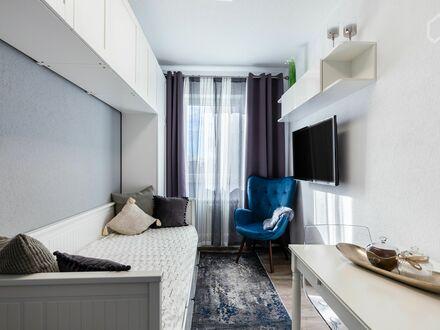 1-Zi Business Apartment - Gemütlich und Hochwertig - Erstbezug nach Sanierung   1-Room Business Apartment - Cozy and High…