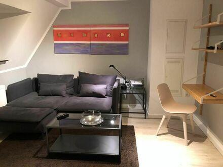 Stilvolle 2-Zimmer-Maisonette-Wohnung in Leverkusen | Stylish apartment in the heart of Leverkusen