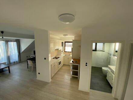 Gemütliche 3 Zimmer Wohnung in ruhiger Strasse, mit 2 Balkonen   Fantastic, lovely studio in quiet street