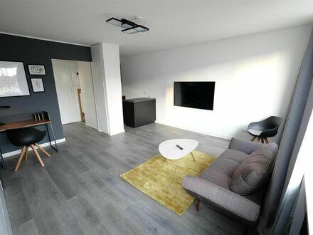 Modernes multifunktionales Studio Apartment (Erstbezug, neu saniert) in sehr zentraler Lage | Modern multifunctional studio…