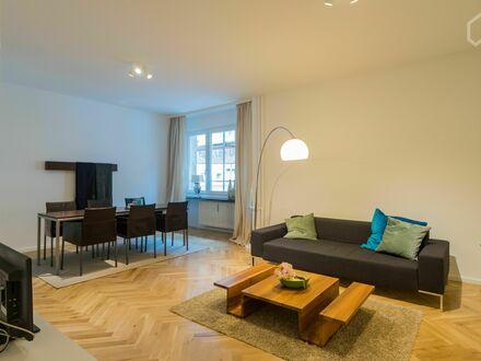 Wohlfühlen in liebevoll gestalteter Wohnung in Steglitz - super zentral | Feel good in lovingly designed apartment in Steglitz…