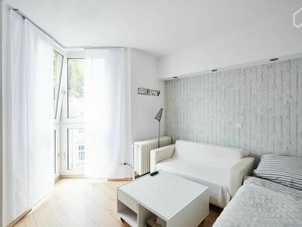 Stilvolles Wohlfühl-Apartment, Nähe Medienhafen | Stylish and comfortable apartment - MedienHafen