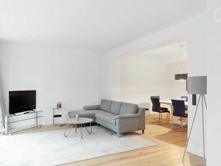 Premium Wohnung für hohe Ansprüche: 3 Zimmer Wohnung in Düsseldorf Stadtmitte | Premium apartment for high demends: