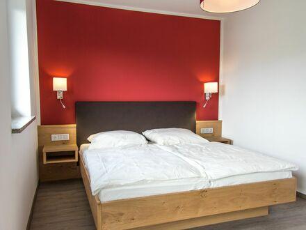 Apartment komplett Ausstattung in Hopfen am See, 150 m zum See und Bushaltestell | Amazing & new apartment in Füssen