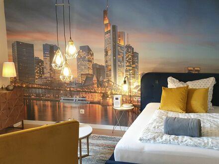 Apartment Skyline - voll möbliert und ausgestattet inkl. Reinigung | Apartment Skyline - fully equippted incl. weekly cleaning
