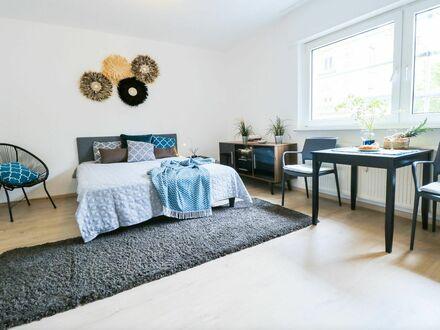 Wunderschöne und großartige Wohnung direkt am Rheinufer in Mannheim | Great apartment directly on the banks of the Rhine…
