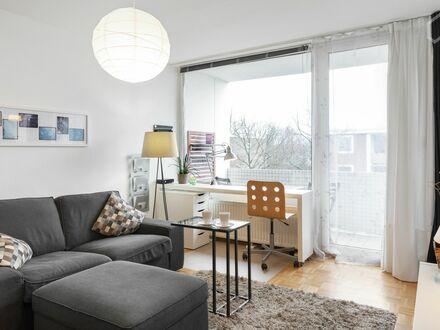 Modernes Zuhause in Düsseldorf | Gorgeous apartment in Düsseldorf