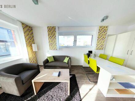 Bild_Neues, fantastisches Studio in Adlershof | Bright & great apartment located in Adlershof