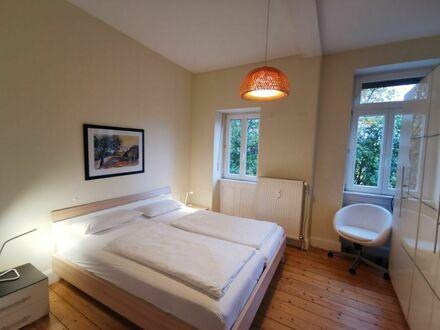 Wundervolles und neues Zuhause im Herzen von Heidelberg mit Balkon   Quiet and wonderful flat in Heidelberg with balcony