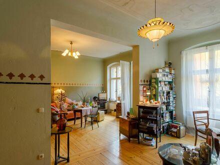 Große, helle und stilvolle Altbauwohnung mitten im schönen Prenzlauer Berg | Fantastic & perfect home in Prenzlauer Berg