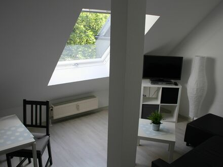 Helles und ruhiges 2-Zimmer Apartment in der Innenstadt von Worms | Bright and quiet 2-room apartment in the center of Worms