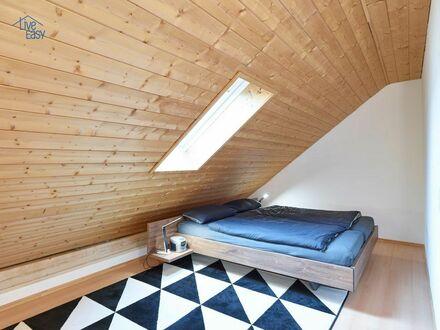 LiveEasy - Ruhige und charmante 1-Zimmer Wohnung in Feldmoching | LiveEasy - Quiet and charming 1-room apartment in Feldmoching