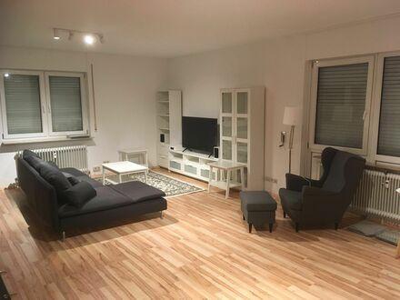 Grosse, helle 2-Zimmerwohnung voll möbliert | Perfect furnished 1-Bdr. - loft in Sindelfingen