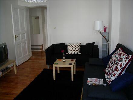 Bild_Zentrale und gemütlich möblierte Wohnung in Berlin-Mitte | Central & pretty furnished Studio in Berlin-Mitte