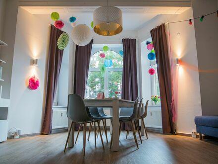 Wunderschönes und zentrumsnahes Zuhause in Erfurt (Renoviert: 2019) | Beautiful and central home in Erfurt (refurnished:…