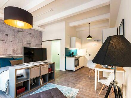 Modisches und stilvolles Apartment in ruhiger Umgebung, München | Perfect, lovely suite close to city center, München