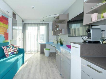 kreativ designte Apartments mit breitem Freizeitangebot in Erlangen (Bruck) | creatively designed apartments with a wide…