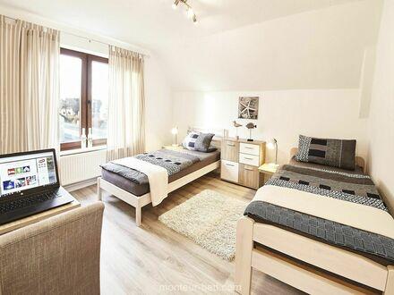 Doppelzimmer mit Gemeinschaftsbad | Double room with shared bathroom