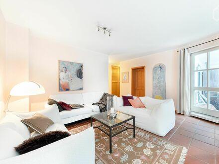 Liebevoll eingerichtete und fantastische Wohnung in München | Fantastic & new flat in München