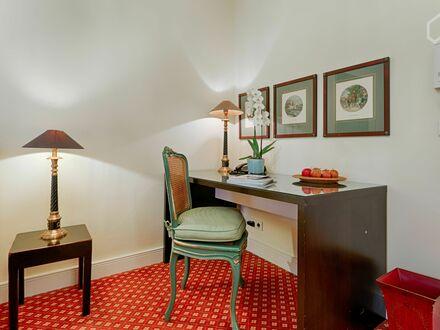 Ruhiges Studio Apartment mit Gartenblick | Quiet Studio Apartment with garden view