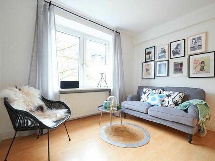 Stylishes 2-Zimmer-Apartement in Düsseldorf Oberbilk | Charming flat in Düsseldorf Oberbilk