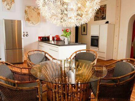 Hell, groß und gemütlich - tolle Wohnung im trendigen Schillerkiez, Neukölln | Bright, Big and Cosy - comfy apartment in…