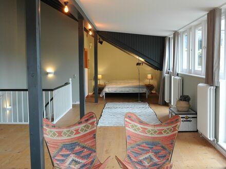 Wunderschöne Wohnung auf altem Vierseitenhof | Beautiful apartment in old farm ensemble