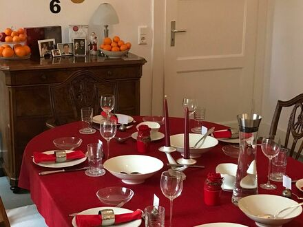 Familiengroße Altbauwohnung (6 Zimmer) in Frankfurt am Main   Great Apartment (6 Bedrooms) for Family and Friends in Frankfurt…