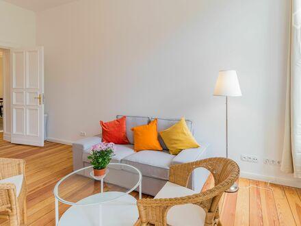 Schicke Wohnung auf Zeit in Neukölln | Beautifully renovated 'Altbau' in trendy Neukölln, Berlin