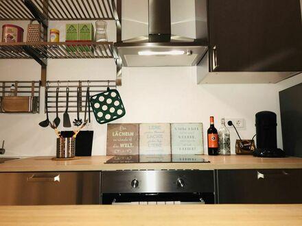 Neu MÖBLIERTE Wohnung (New Furnished Apartment). 8 Minuten von FRANKFURT Center | New Furnished Apartment. 8 minutes from…