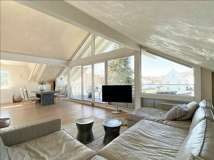 Feinstes Penthouse auf Zeit in Lollar | exclusive and fine penthouse in Lollar