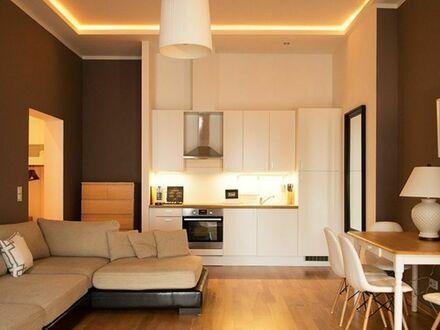 Helles und modern eingerichtetes Apartment in Leipzig Zentrum | Bright and modern apartment in Leipzig