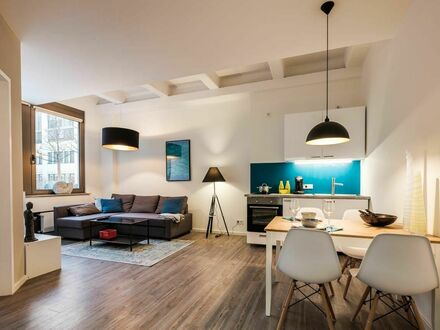 Charmantes und feinstes 2-Zimmer-Loft Apartment in ruhiger Gegend | Awesome and modern 2-room loft apartment in a quiet area