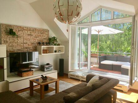 Helle und charmante 2,5-Zimmer Maisonette-Wohnung in München-Freimann (Nord-Schwabing) | Bright and perfect home in München