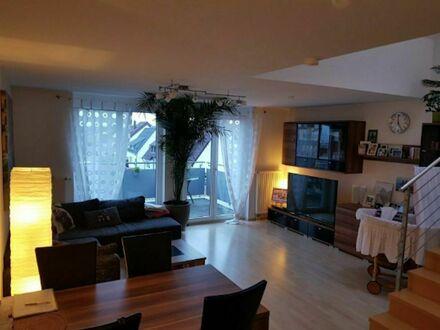 Stilvolle 3-Zimmer-Wohnung mit Balkon in Köngen | Stylish 3 room apartment with balcony in Köngen