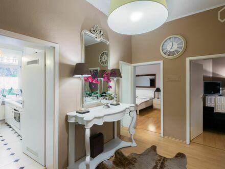 Ruhige Wunderschöne 4 Zimmer Wohnung mit Garten in Bockenheim Frankfurt am Main | Quiet Beautiful 4 Room Apartment with Garden…