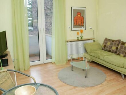 Apartment in Duisburg mit WiFi, Balkon, Reinigung | Apartment in Duisburg mit WiFi, balcony, cleaning