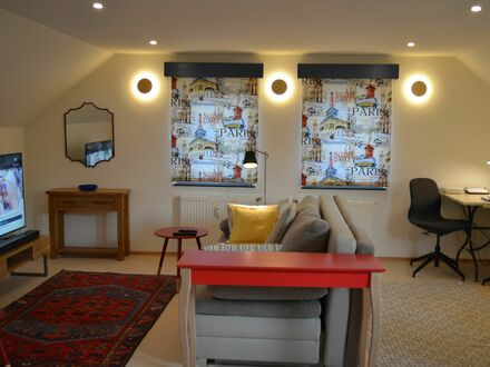 Feinste, fantastische Wohnung auf Zeit | New & bright home