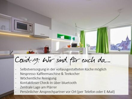 Comfy Apartment - Modernes Apartment in unmittelbarer Nähe zur Altstadt   Old City Flair for this Comfy Apartment
