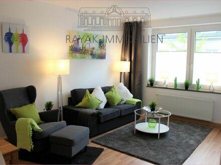 Stilvolle, komplett möblierte Wohnung in Unterbilk | Wonderful suite in vibrant neighbourhood