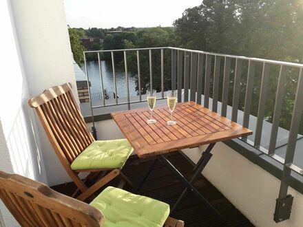 Bild_Liebevoll eingerichtete Penthouse Wohnung in Köpenick an der Spree | Fantastic penthouse apartment in Köpenick overlooking the Spree river