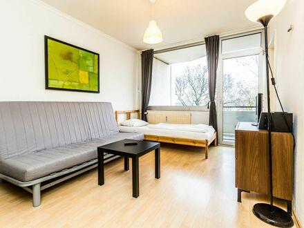schönes Apartment in zentraler Lage Ostheim Nähe Köln Messe mit Balkon und gratis W-LAN   nice apartment in central Ostheim…