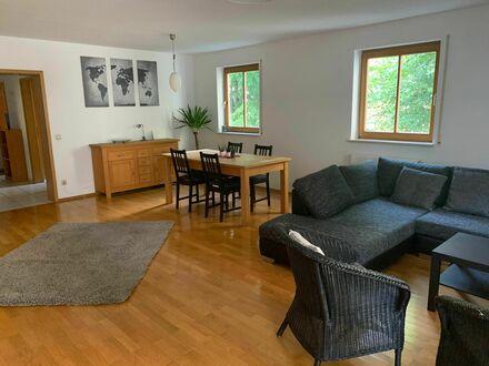 Helle und ruhige Wohnung mit Balkon in M-Haidhausen | Bright and quiet apartment with a balcony in Munich-Haidhausen