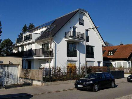 München - Bogenhausen - Hochwertige 2-Zimmer-Wohnung mit großem Westbalkon | Munich - Bogenhausen - High-quality 2-room apartment…