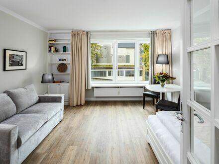 Charmantes, wunderschönes Singlestudio im Zentrum von Eimsbüttel, Hamburg | Cute, lovely suite in Eimsbüttel (Hamburg)
