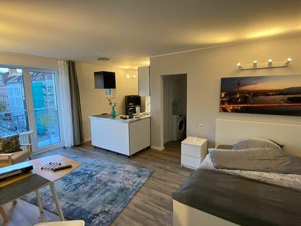 Wundervolles helles neues Apartment nähe Medienhafen in Düsseldorf | Wonderful bright and new apartment close to media harbour…